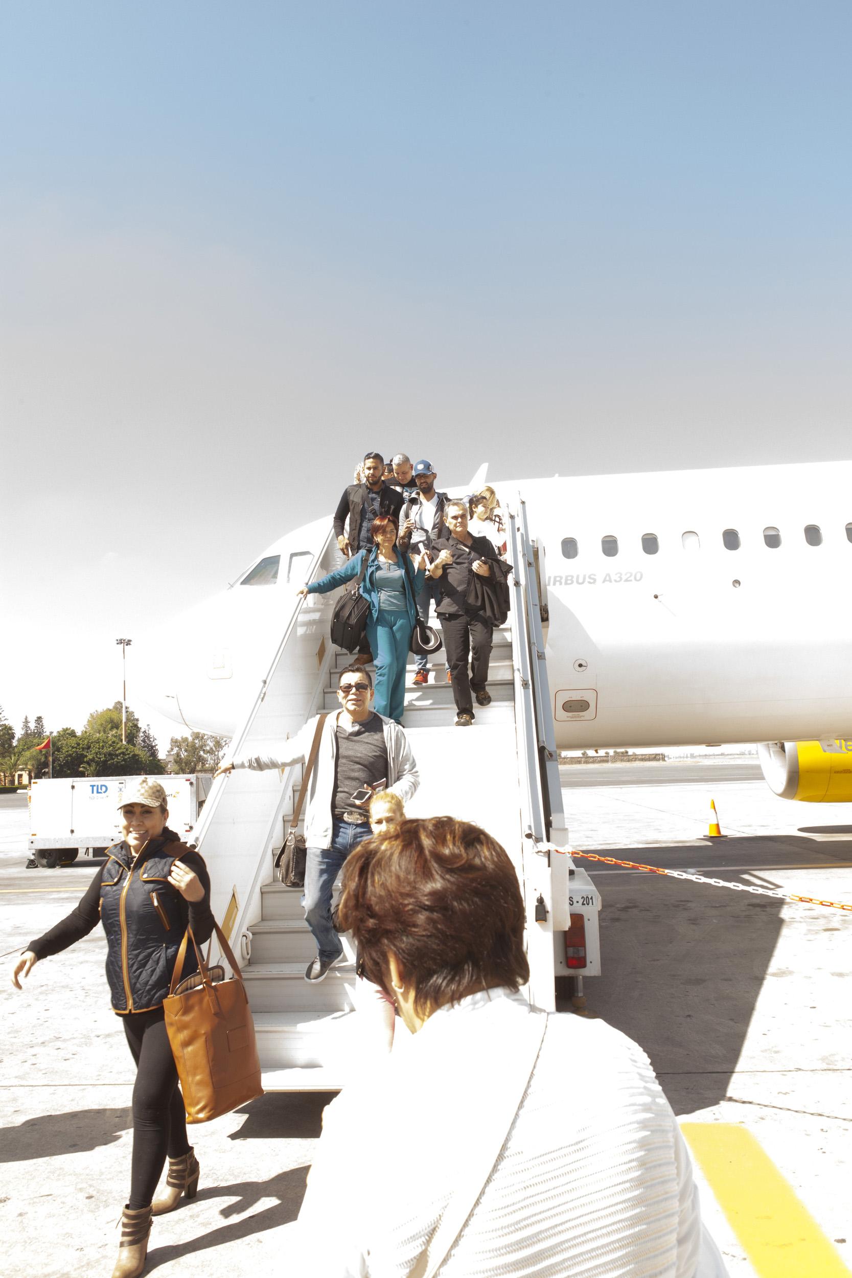 llegada_marrakech_convencion_anual_salerm_cosmetics_proline_10