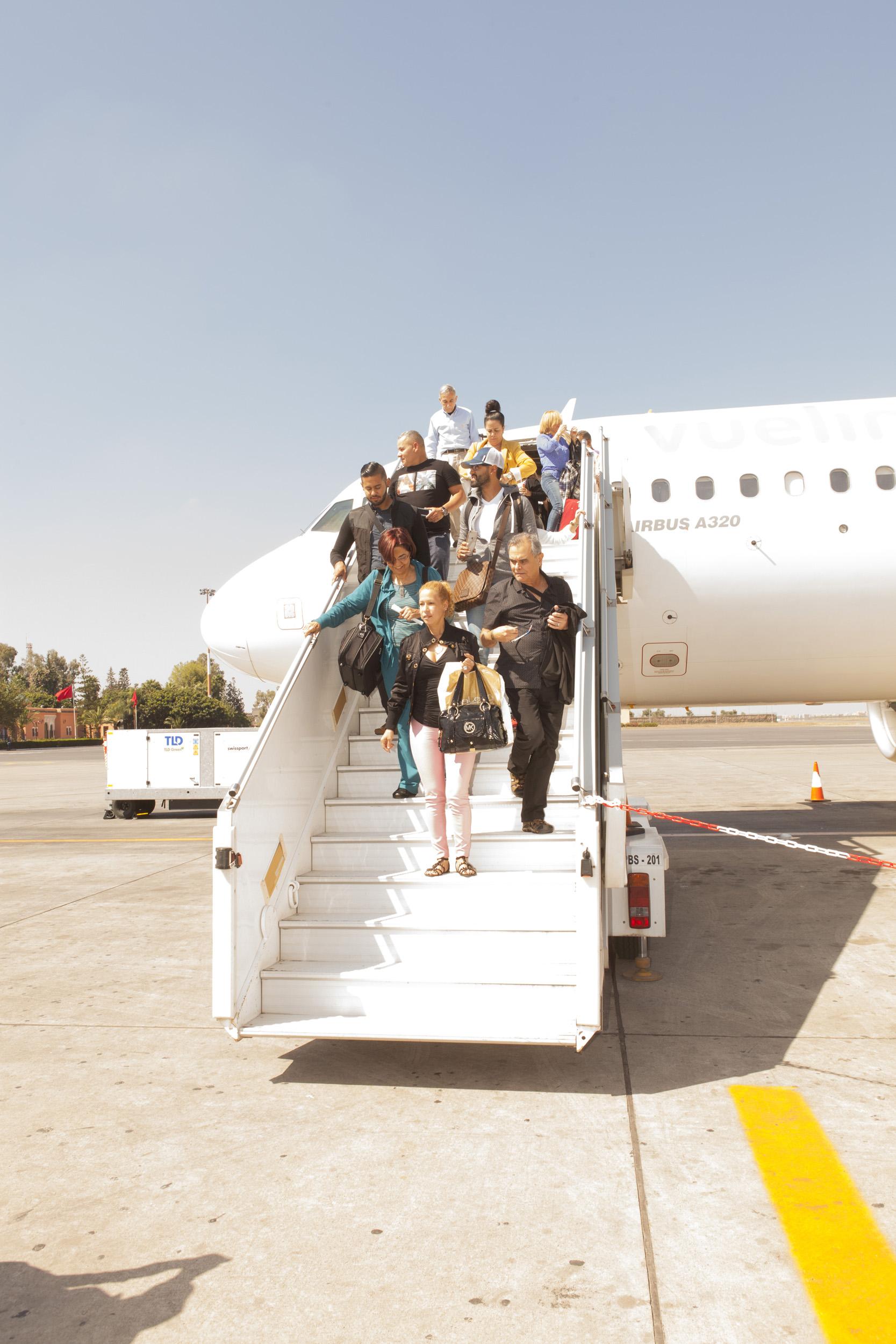 llegada_marrakech_convencion_anual_salerm_cosmetics_proline_11