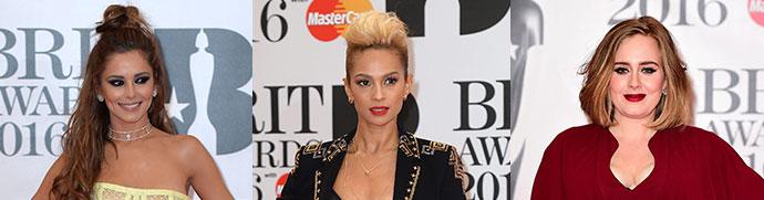 estilismos en los Brit Awards