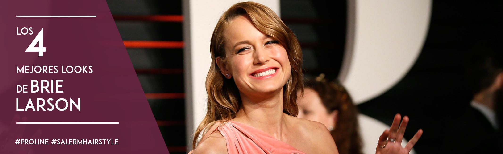 Los 4 mejores looks de Brie Larson