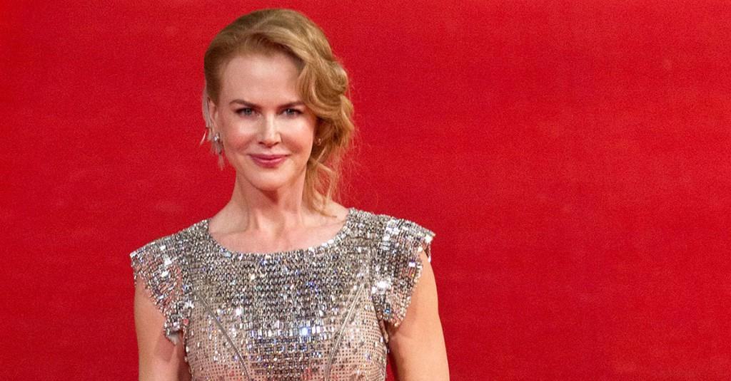 Recogidos bajos : ¡inspírate con este look de Nicole Kidman!