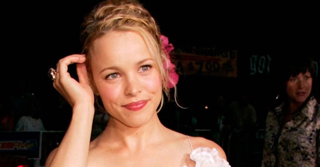 Recogidos bajos : ¡inspírate con este look de Rachel McAdams!