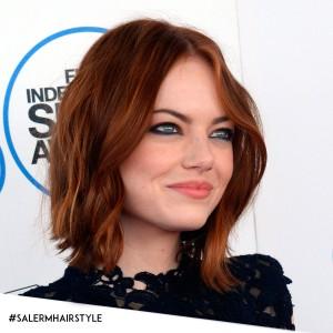 Las famosas con el cabello más bonito 9