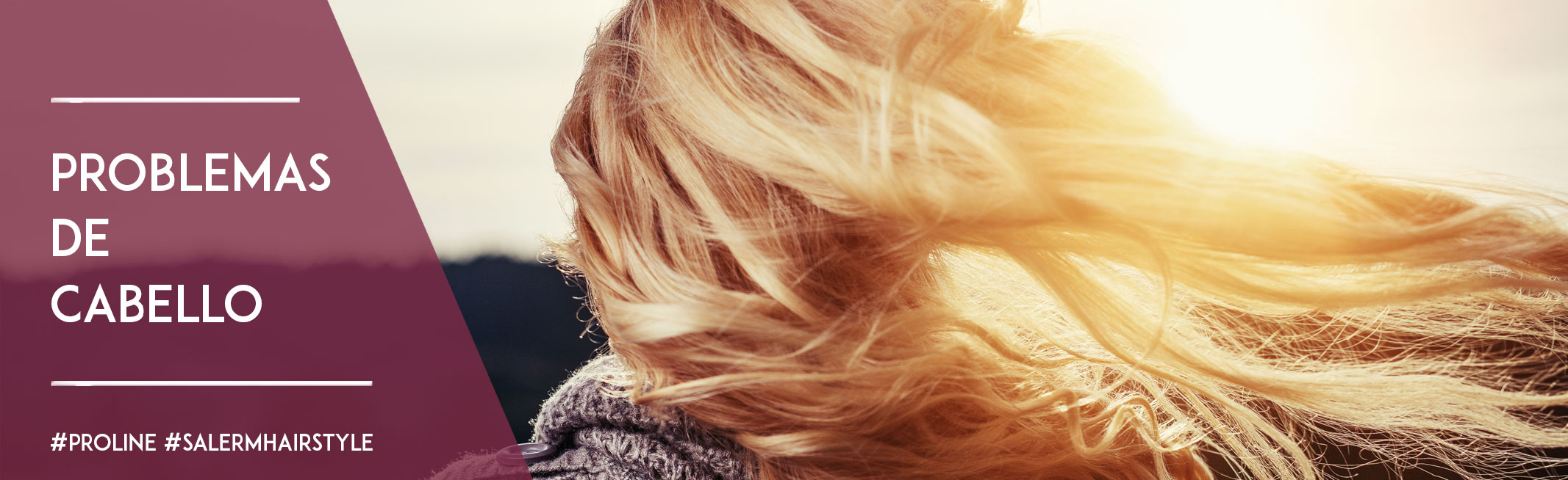 Problemas de cabello