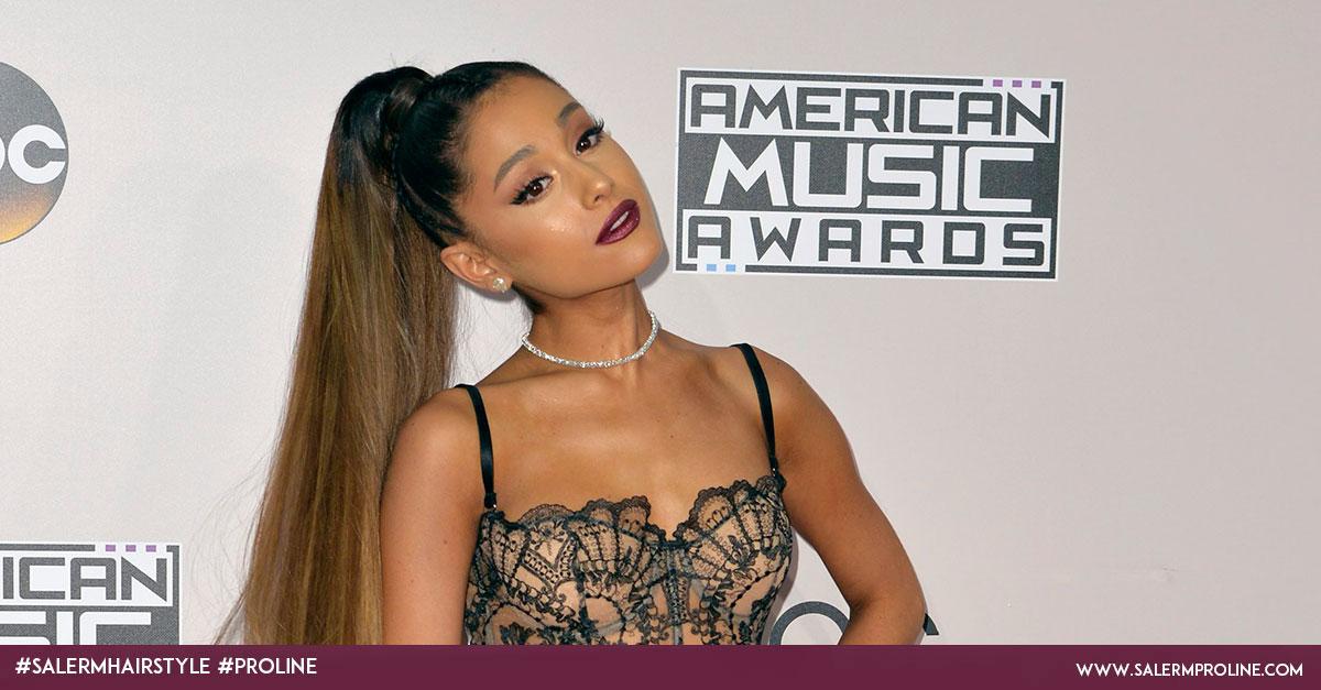 Ariana Peinados con coleta, no sólo para hacer deporte