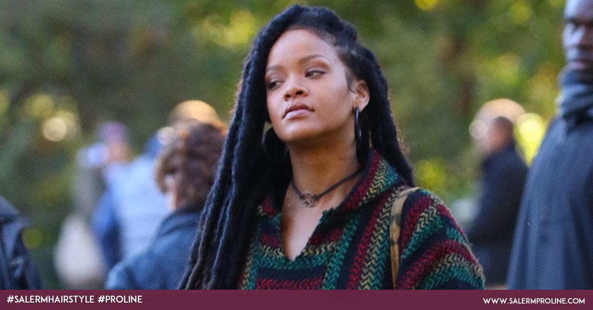 rastas Rihanna por un guión