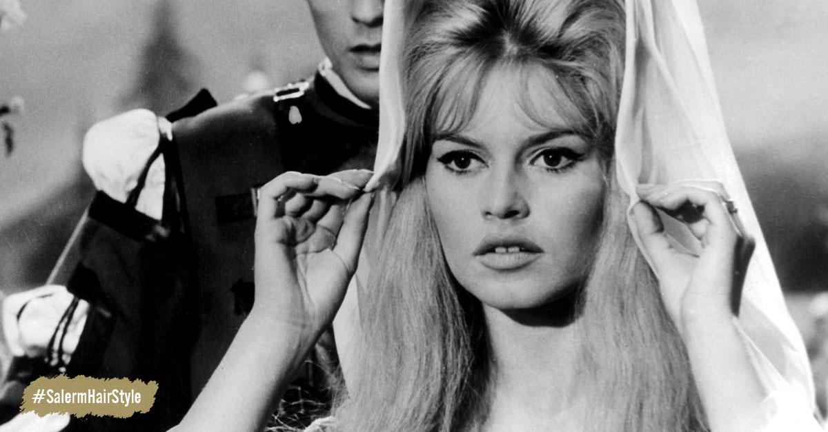 Brigitte Bardot - Peinados clásicos del cine