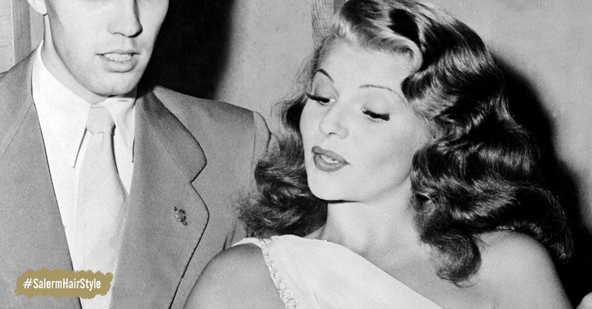 Rita Hayworth - Peinados clásicos del cine
