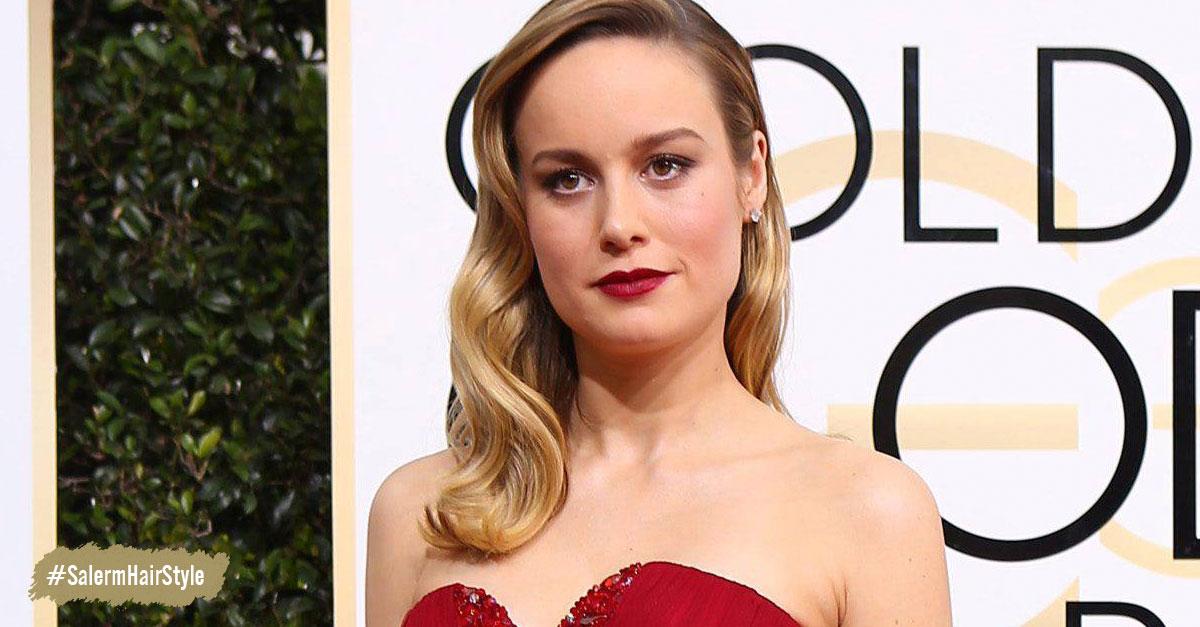 Brie Larson - Peinados para ocasiones especiales