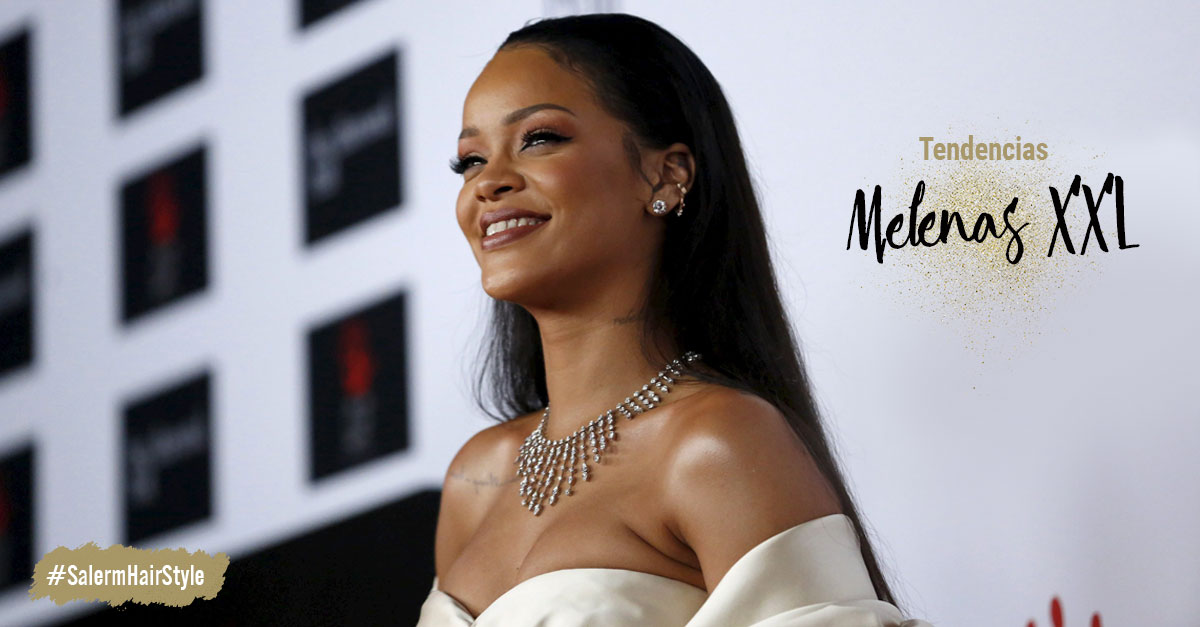 Rihanna - Melenas XXL