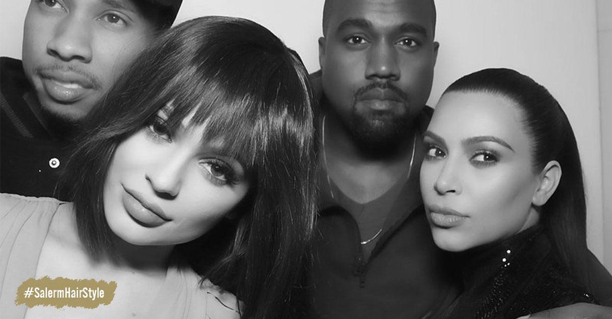 Kylie Jenner - El corte que arrasa en los Salones de Belleza